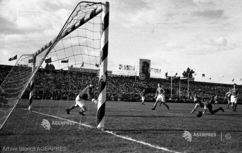 ISTORIA SPORTULUI ROMÂNESC: Fotbal