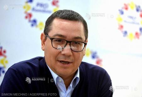 Ponta: Corina Creţu ar fi un bun candidat şi pentru europarlamentare şi pentru prezidenţiale