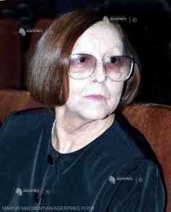 DOCUMENTAR: 20 de ani de la moartea actriţei Leopoldina Bălănuţă