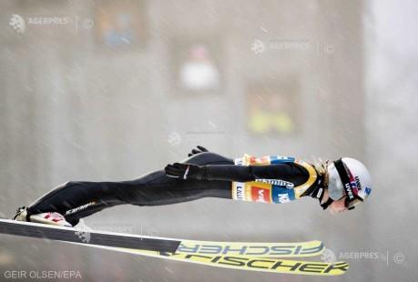 Sărituri cu schiurile: Norvegianca Maren Lundby, învingătoare în concursul de la Sapporo (Japonia)