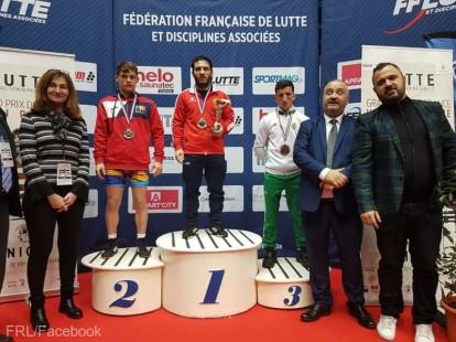 Lupte: Românii au reuşit alte trei clasări pe podium la concursul ''Henri Deglane'' din Franţa