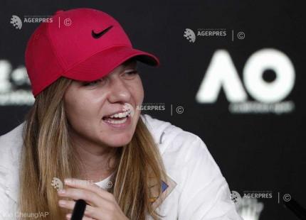 Tenis: Simona Halep, pe primul loc în clasamentul WTA pentru a 63-a săptămână