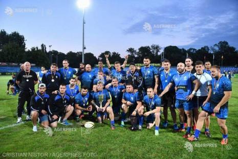 Rugby: CSM Ştiinţa Baia Mare a cucerit titlul de campioană a României