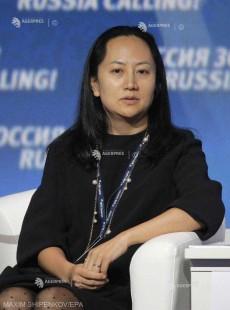 Directoarea financiară a Huawei, suspectată de fraudă de justiţia americană