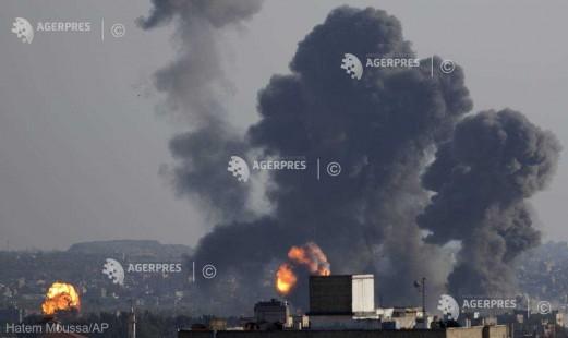 Turcia acuză Israelul că a lovit clădirea din Gaza în care îşi are birourile agenţia Anadolu
