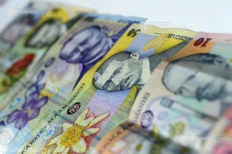 Moneda naţională a ajuns marţi la cea mai slabă cotaţie din istorie în raport cu euro