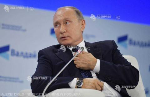 Statul Islamic deţine 700 de ostatici în Siria (Vladimir Putin)