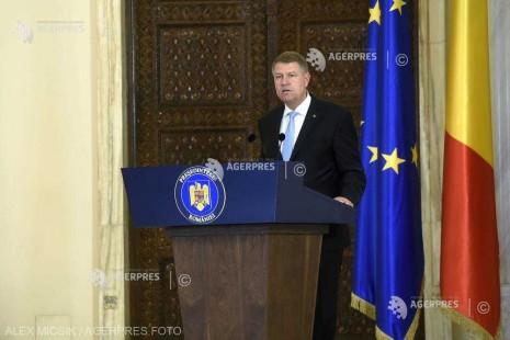 Iohannis: Voi face campanie pentru referendum
