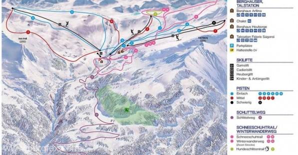 Tombolă neobişnuită în Elveţia: Premiul constă într-o staţiune de ski
