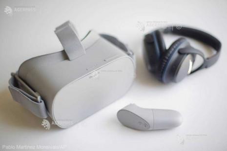 Un program de realitate virtuală, mai eficient decât testele standard pentru Alzheimer (studiu)