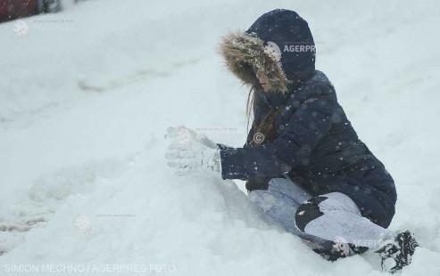Elevii şi preşcolarii vor intra de vineri în vacanţa de iarnă