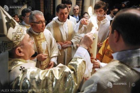 Biserica Romano-Catolică sărbătoreşte Învierea Domnului