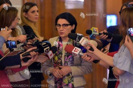 Andronescu: Candidatul PSD la prezidenţiale are toate şansele nu numai să intre în turul doi, dar şi să câştige