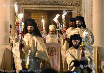 SĂRBĂTORI: Învierea Domnului (Sfintele Paşti)