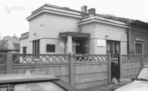 DOZA DE CULTURĂ: Casa Memorială ''George şi Agatha Bacovia''