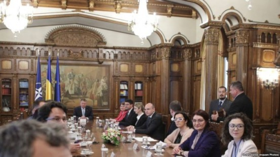 Dana Gîrbovan: Poziția UNJR la consultarea cu Președintele României Klaus Iohannis din data de 27 martie 2019