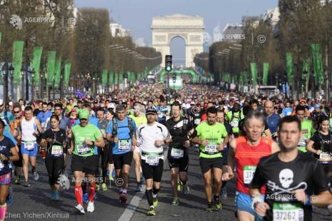 Maratonul de la Paris, ediţia a 43-a