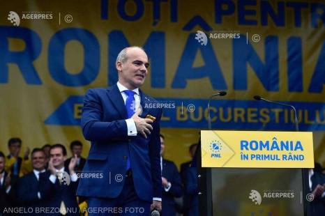 #europarlamentare2019/ Rareş Bogdan, despre situaţia de la Cimitirul Valea Uzului: PSD nu scoate un cuvânt