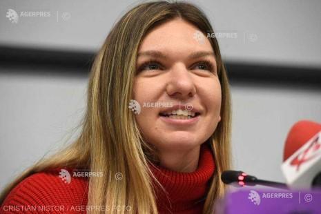 Tenis: Simona Halep, 'încrezătoare' înaintea startului noului sezon