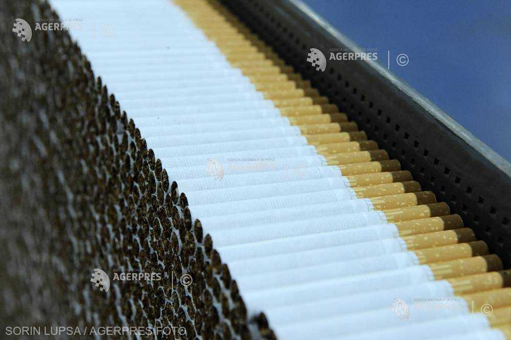 Piaţa neagră a ţigaretelor a scăzut în septembrie la 15,3% din totalul consumului