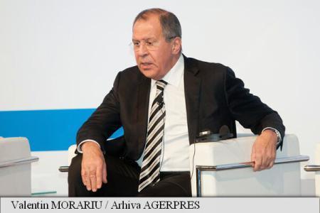 Siria: Serghei Lavrov acuză coaliția condusă de SUA de