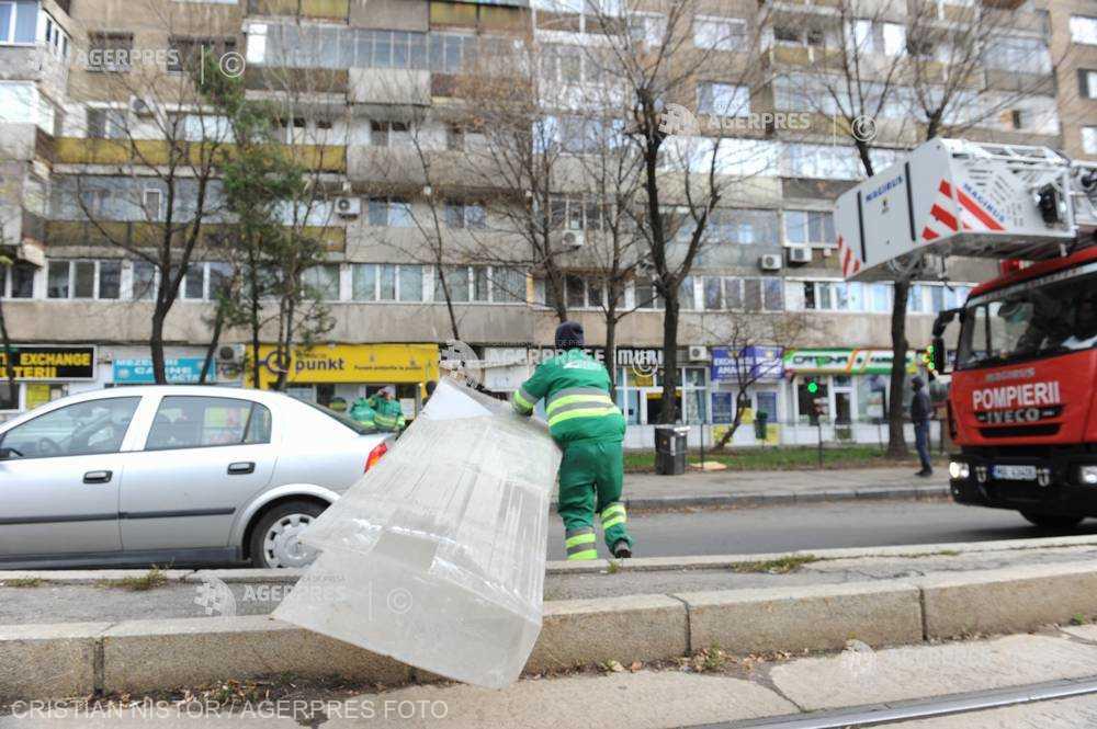 Bucureştenii se numără printre cetăţenii UE cei mai nemulţumiţi de curăţenia oraşului lor