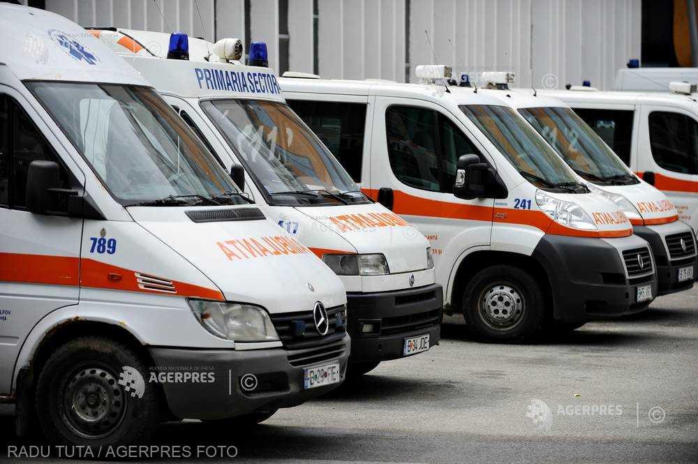 Prahova: Peste 1.500 de apeluri la ambulanţă în perioada sărbătorilor; numărul solicitărilor - în creştere faţă de 2017