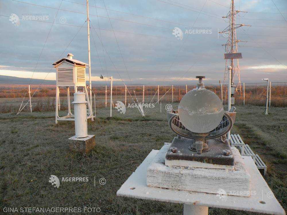 Harghita: Minus 8 grade Celsius la Miercurea Ciuc, cea mai scăzută temperatură din ţară