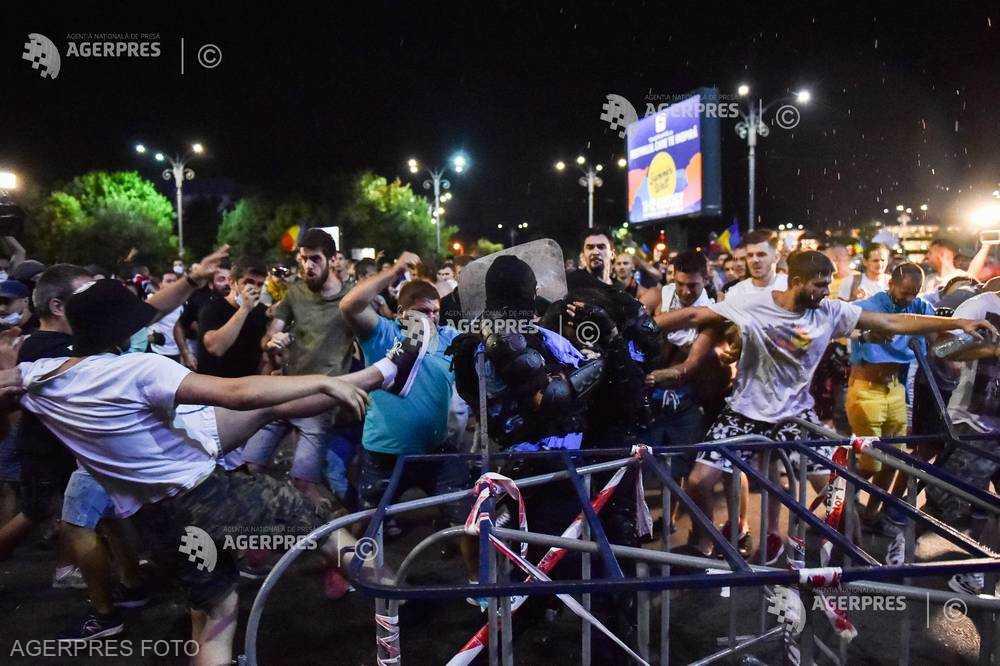 Avocatul protestatarilor arestaţi: Au avut o atitudine de recunoaştere şi regret; au lovit cu pumnii în scutul jandarmului