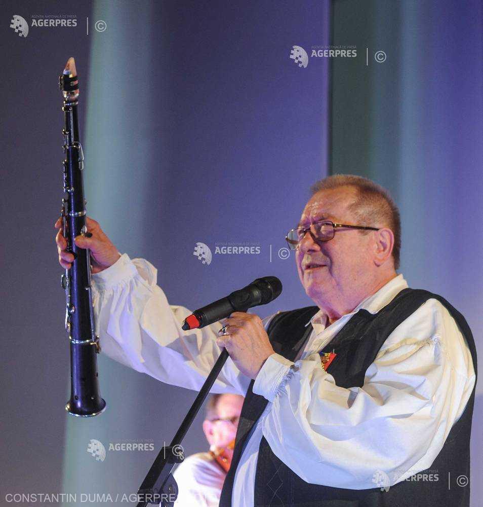 A murit taragotistul Dumitru Fărcaş (fişă biografică)