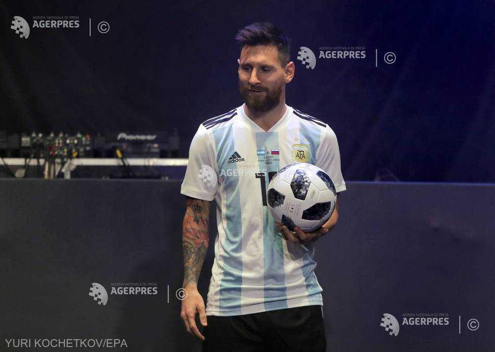 Fotbal: Messi, Neymar şi Ronaldo, colegi în echipa ideală a anului 2017 (L'Equipe)