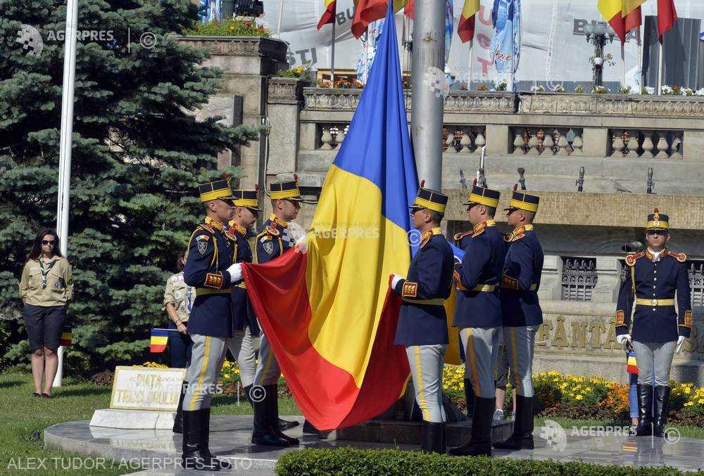 REVOLUŢIA DE LA 1848, 170 DE ANI: Drapelul în trei culori, simbol naţional