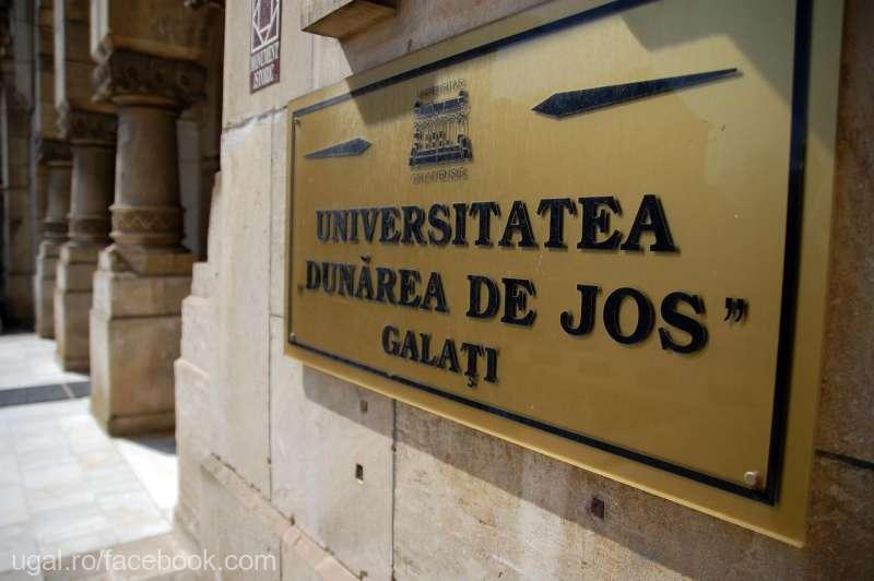 Galaţi: Universitatea Dunărea de Jos a fost decorată cu Ordinul