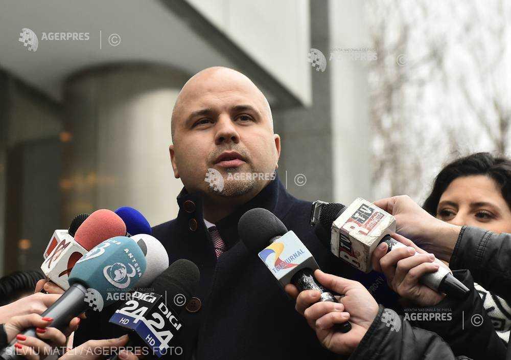 Emanuel Ungureanu (USR) la DIICOT: Mihai Lucan a fost ajutat de Emil Boc