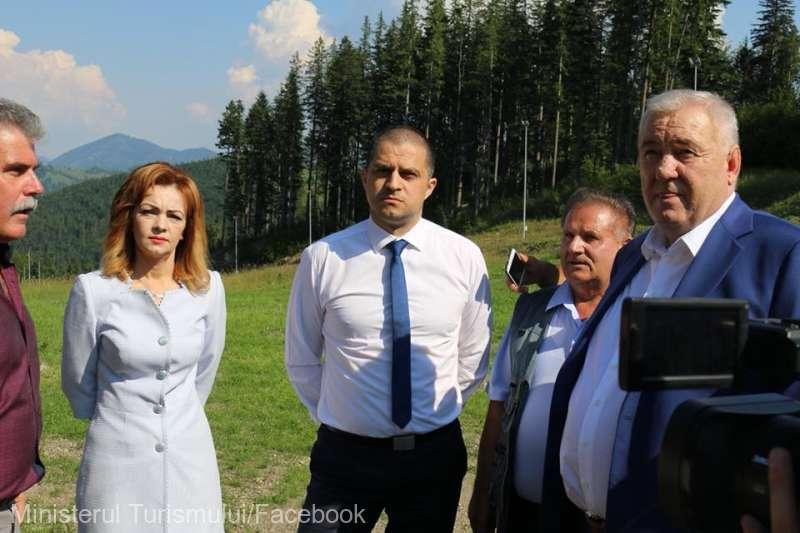 Bogdan Trif: La iarnă vreau să vin la Câmpulung Moldovenesc şi să văd turişti care schiază