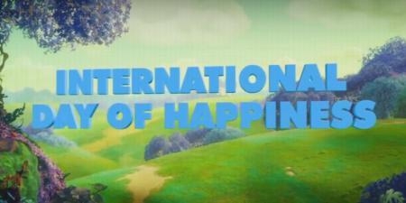 Ziua internațională a fericirii