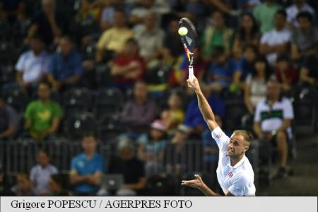 Tenis: Clasamentul ATP - Marius Copil a coborât pe locul 88