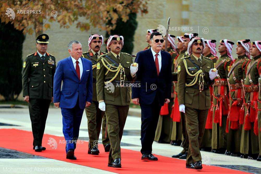 Regele Iordaniei îşi anulează vizita în România după declaraţiile premierului Viorica Dăncilă privind Ierusalimul