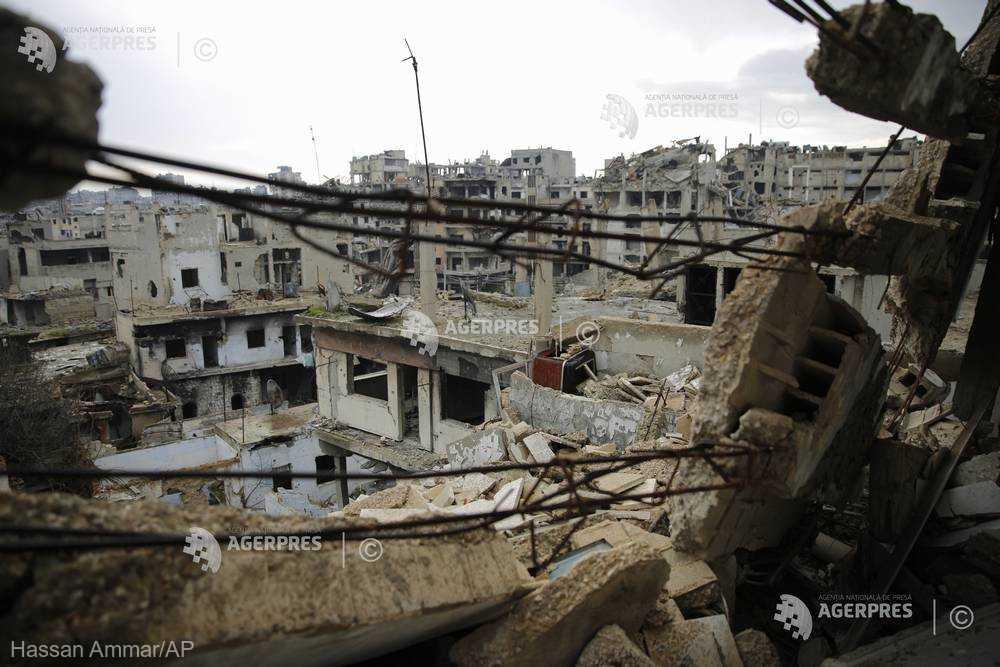 Iranul promite o ripostă la adresa Israelului după uciderea a şapte iranieni în Siria