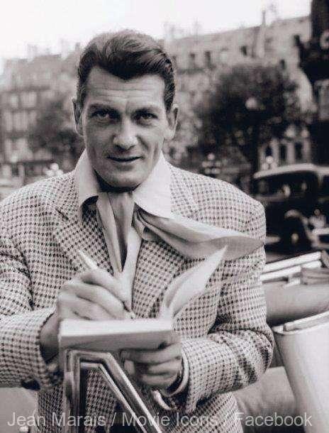 O PERSONALITATE PE ZI: Actorul Jean Marais