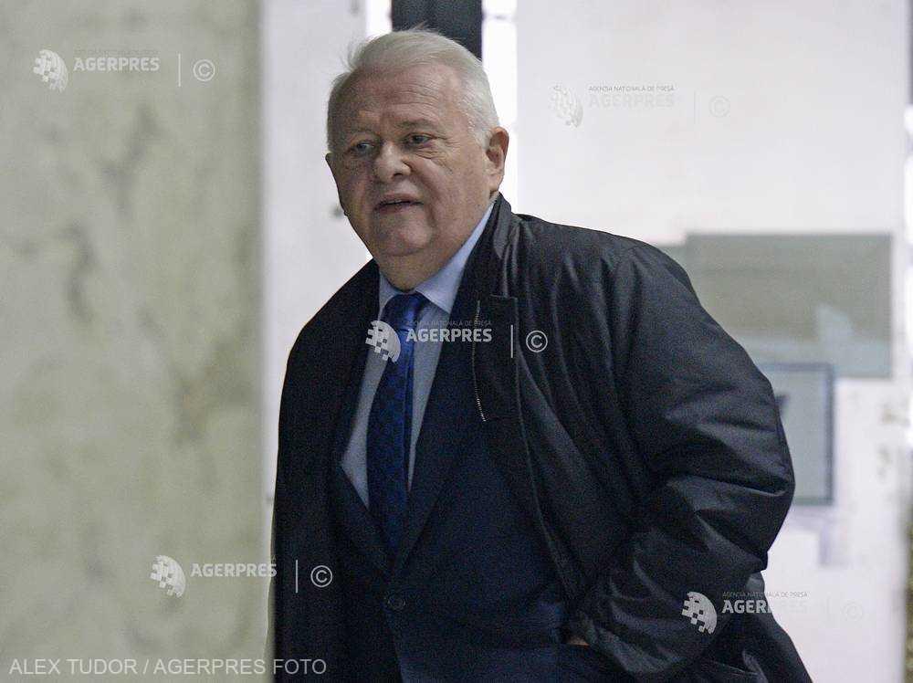 DNA cere o pedeapsă maximă de 12 ani închisoare pentru Viorel Hrebenciuc în dosarul retrocedărilor