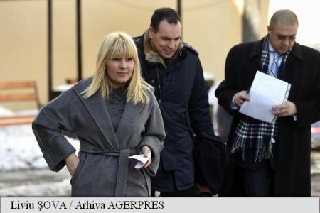 Elena Udrea depune o expertiză psiho-legală în dosarul
