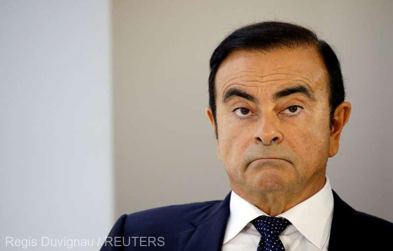 Carlos Ghosn va apărea în faţa Tribunalului din Tokyo pentru a clarifica motivele detenţiei sale