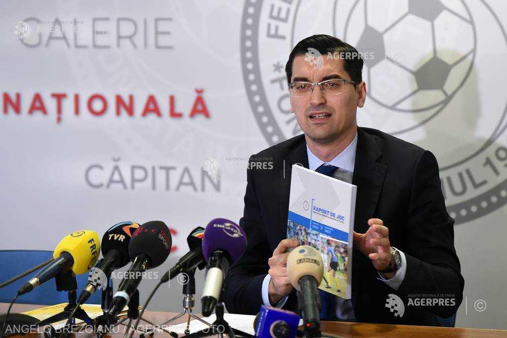 Alegerile pentru preşedinţia Federaţiei Române de Fotbal vor avea loc la 18 aprilie