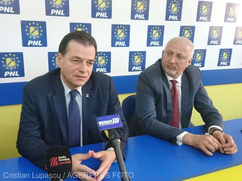 Orban: PNL va depune o moţiune de cenzură; căutăm momentul în care vor fi şansele cele mai mari