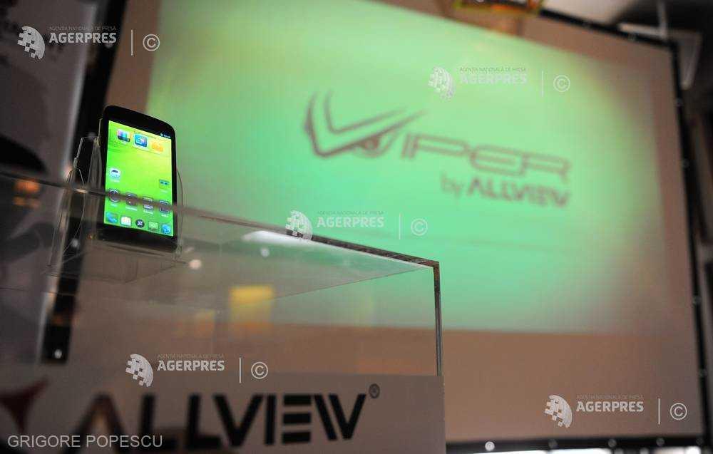 IDC: 3,1 milioane de smartphone-uri vândute în România în 2017; vânzările Allview au scăzut cu 40%