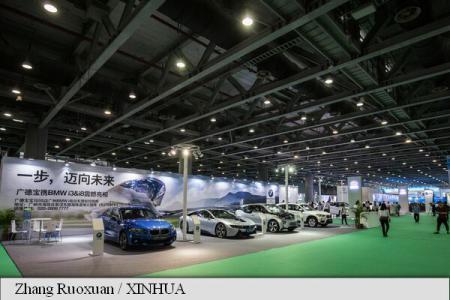 China are un milion de vehicule electrice și hibride