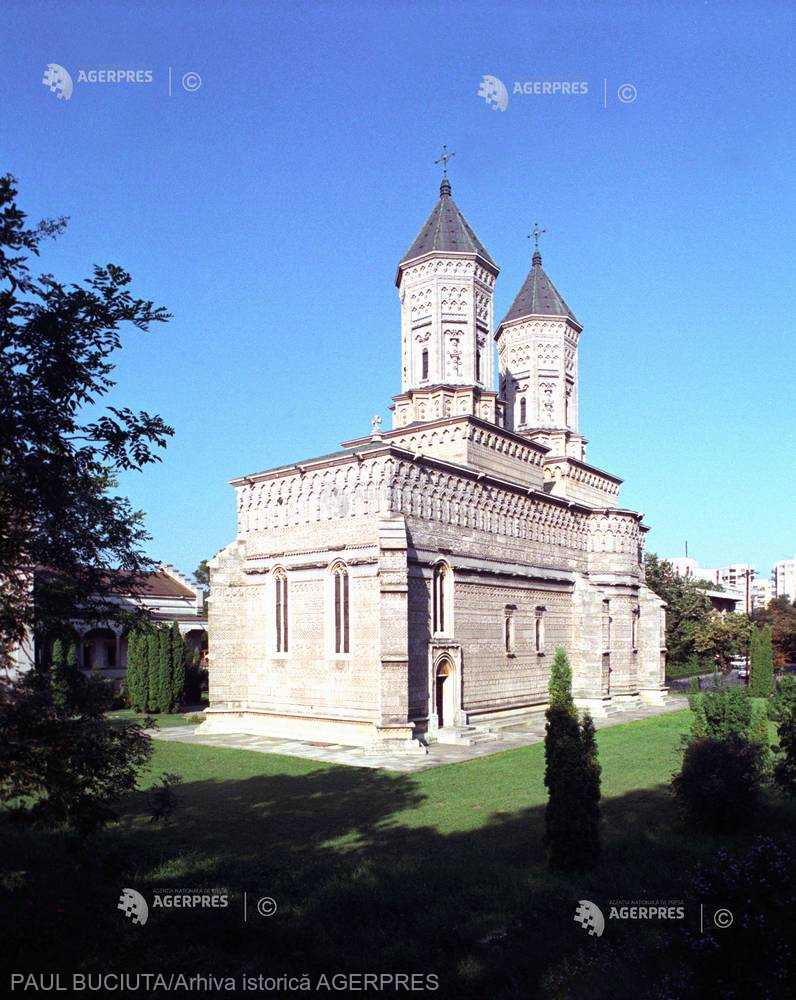 DOCUMENTAR: 380 de ani de la terminarea construcţiei bisericii mănăstirii