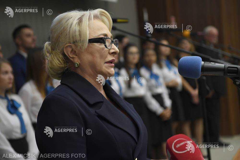 Premierul Dăncilă: Spitalul regional din Craiova a intrat în linie dreaptă