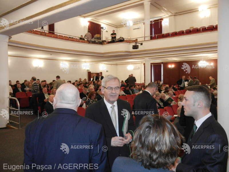 Tokes Laszlo, la Congresul PPMT: Programa autonomiei constituie prioritatea absolută a PPMT
